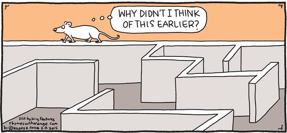 Stuck In The Human Resources Maze?
